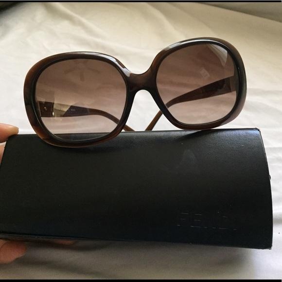 06e91a4fcbd1 Fendi Accessories - Authentic Fendi Sunglasses with Case